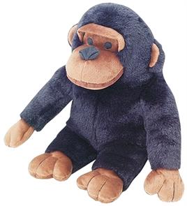 Chucky de pluche aap