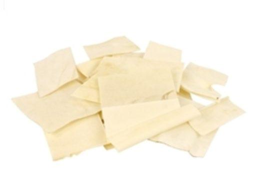 Kauwchips wit
