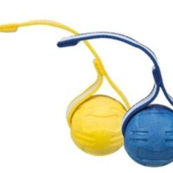 Drijvende sportbal met touw