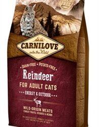 Carnilove reindeer/outdoor 2kg