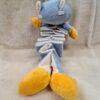 Speeltje blauw nijlpaard
