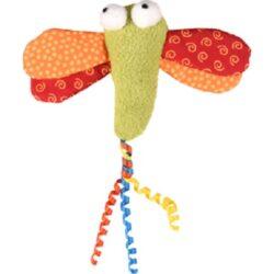 Yowly Libelle met krulstaartjes